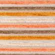 Beige and orange fabric texture — Stock Photo #39410183
