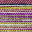 Stock Photo: Multi color fabric texture