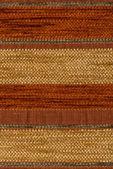 оранжевый ткани текстуры — Стоковое фото