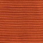 Orange striped fabric — Stock Photo
