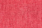 Pink fabric texture — Stock Photo