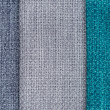 Blue fabric texture — Stock Photo #40832561