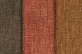 Muestras de textura de tela color multi — Foto de Stock