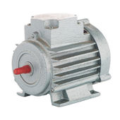 Electric motor — Stock Photo