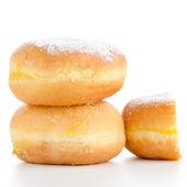 вкусные пончики — Стоковое фото