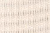 Beige doek textuur — Stockfoto