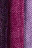 Multi färg konsistens tygprover — Stockfoto