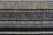 Multi цвета ткани текстуры образцов — Стоковое фото