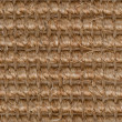 Sisal carpet — 图库照片
