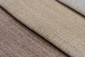 Brown fabric — Stockfoto