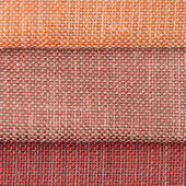 Orange stoff — Stockfoto