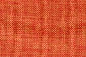 Orange fabric — Stock Photo