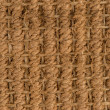 Sisal carpet — Stock Photo #43858797