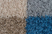 Multi color carpet — Stock Photo