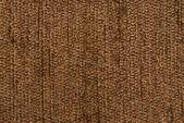 棕色织物 — 图库照片