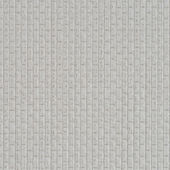 White vinyl texture — Foto Stock