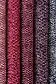 Multi color textur stoffproben — Stockfoto