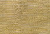 Yellow fabric — Stock Photo