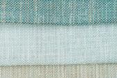 Green fabric cloth — Stock Photo