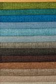 Fabric samples — Stock Photo