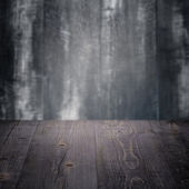 Table with wall — Photo