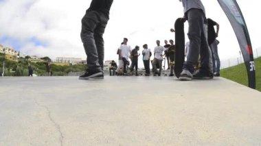 Skaters — Vidéo