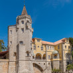 Municipal museum in Cascais — Stock Photo #46486925