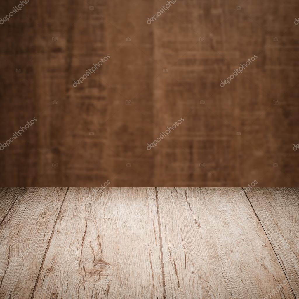 木背景-木墙上的表 — 照片作者 homydesign