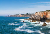 Coastline of Cascais — Stock Photo