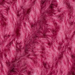 Pink knitted wool — Stock Photo #47861967