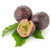Fresh passion fruit — Stock Photo