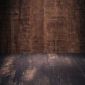 Brown Wood — Stock Photo