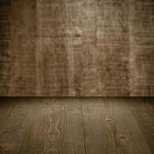 Braun holz — Stockfoto