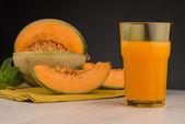 Jugo de melón — Foto de Stock