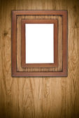 Old picture frame — Stock Photo