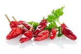 Pimentão vermelho — Fotografia Stock