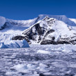 Antarctic iceberg — Stock Photo #32161393