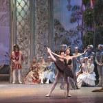 The classic ballet--swan lake — Stock Photo #32313561