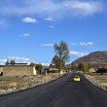 Highland road — Stock Photo #35576745