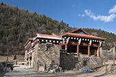 チベットのレジデンス — ストック写真