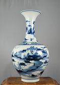 Decorative porcelain — Stock Photo