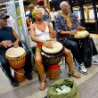 NYC Subway Musicians — Stock Photo #12537455