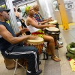 NYC Subway Musicians — Stock Photo #12537456