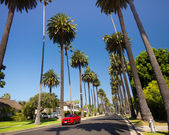 Beverly hills — Foto Stock