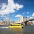 NYC Waterway - Stock Photo