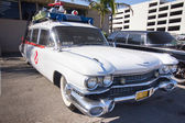 Ghostbusters Car — Stock Photo