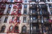 нью-йорк апартаменты — Стоковое фото