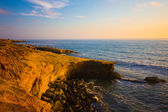 Sunset Cliffs CA — Stock Photo