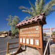 Furnace Creek Death Valley - Stock Photo