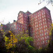 Stock Photo: Kings Park Psychiatric NY